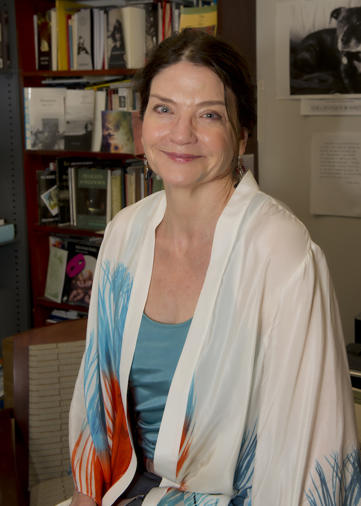 Color photograph of Angela Ball.