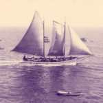 Photograph of Biloxi schooner.