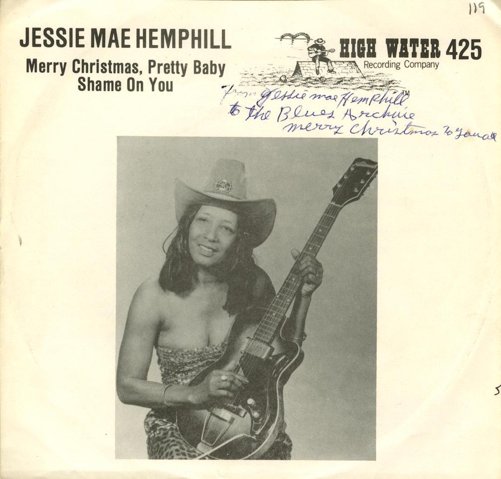 Hemphill, Jesse Mae