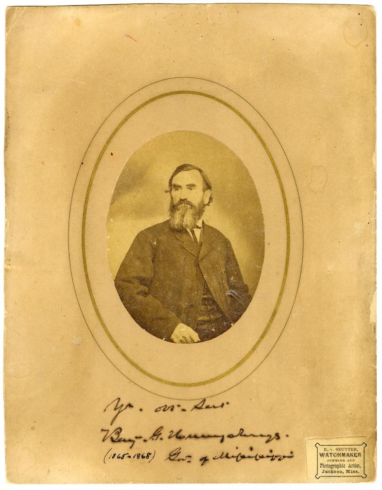 Humphreys, Benjamin Grubb