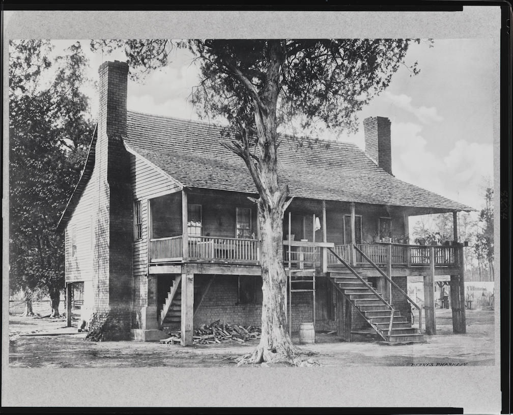 John Ford House, also Ford's Fort
