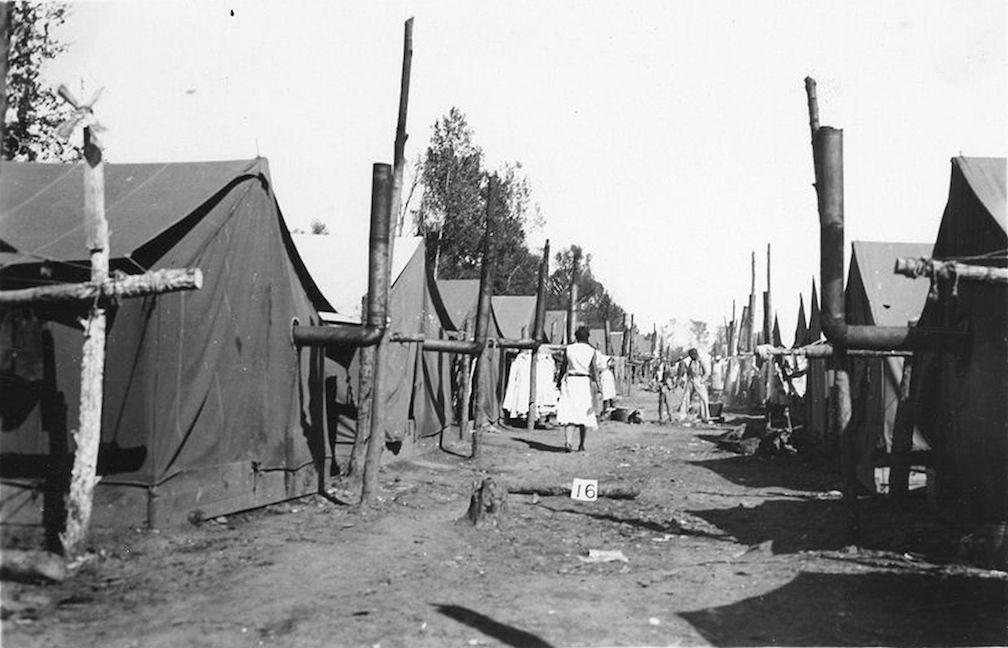 Levee Camps