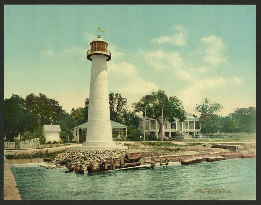 Figure Lighthouses