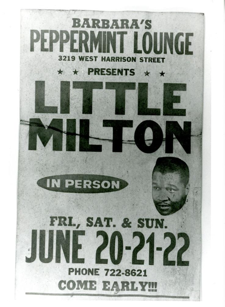 Milton, Little