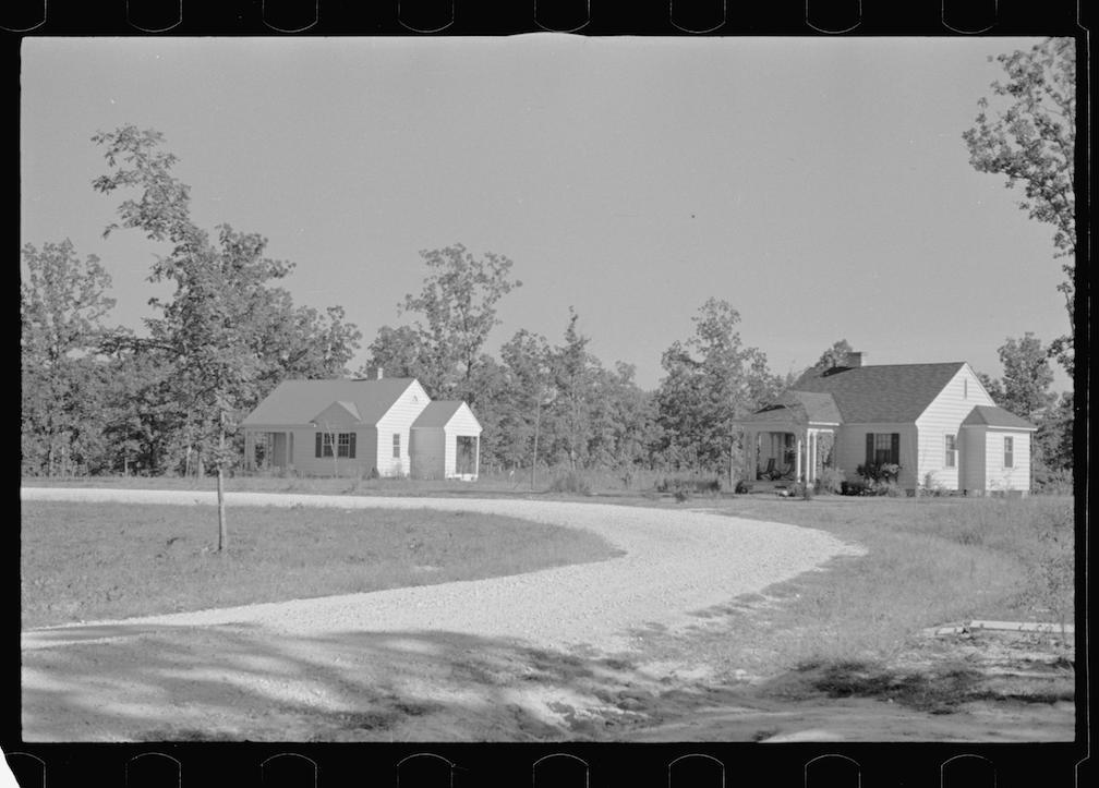 Tupelo Homesteads