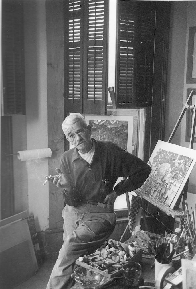 Faulkner (born Falkner), John Wesley Thompson, III