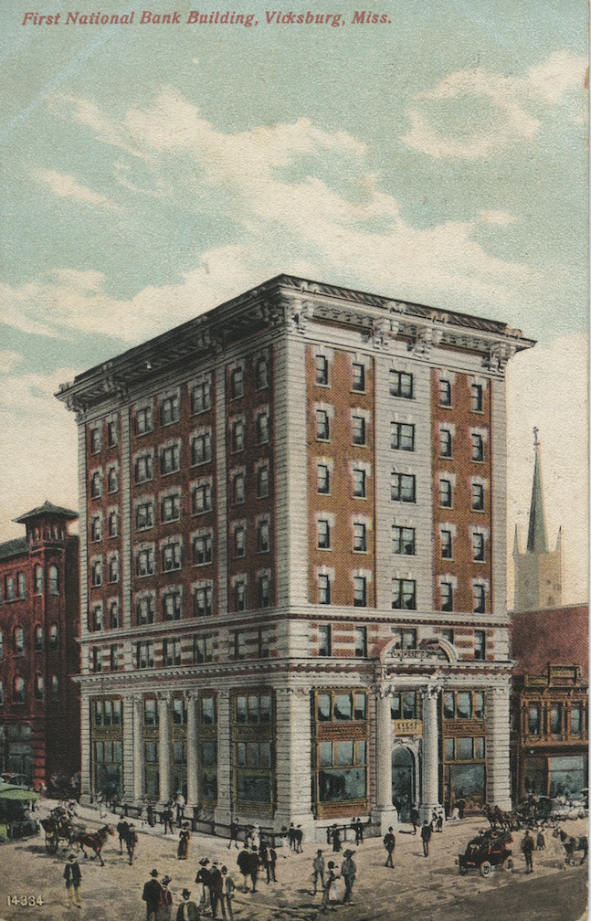 First National Bank, Vicksburg