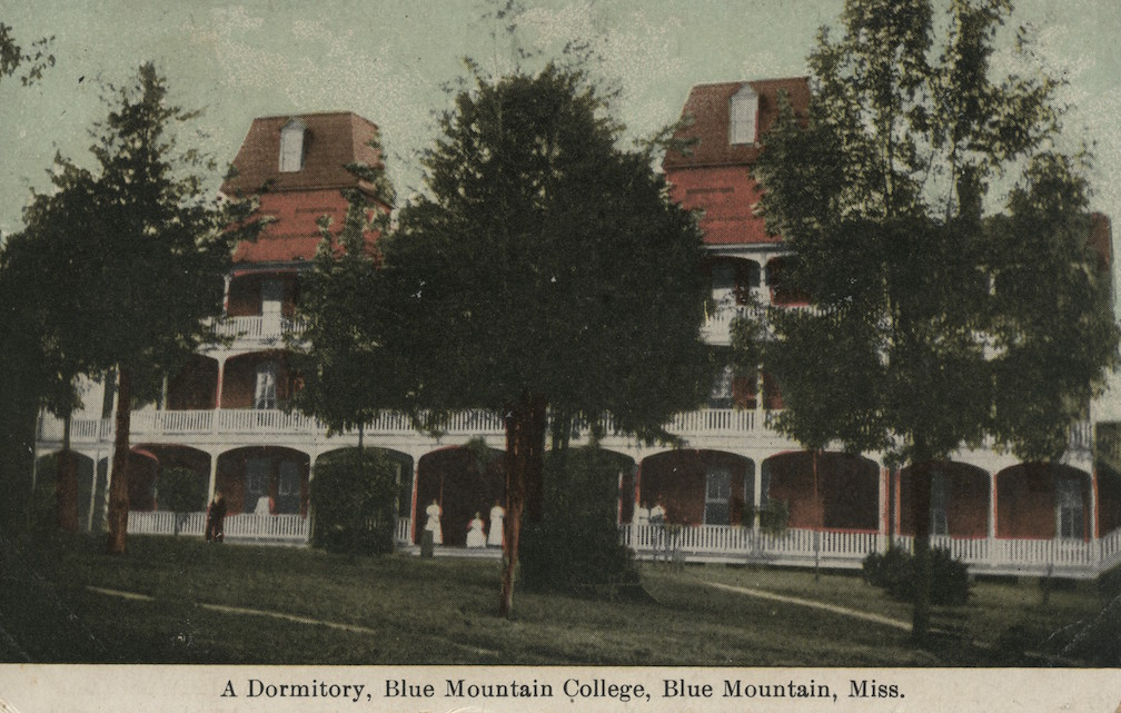 Blue Mountain College Dormitory