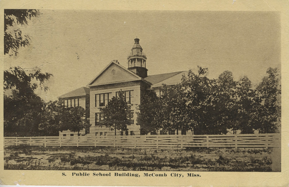 Public School Building in McComb