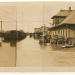 1927 Mississippi River Flood, Greenville