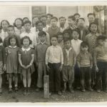 Students at all-Chinese school in Bolivar, MS.