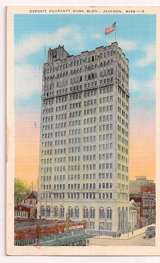 Deposit Guaranty Bank Building