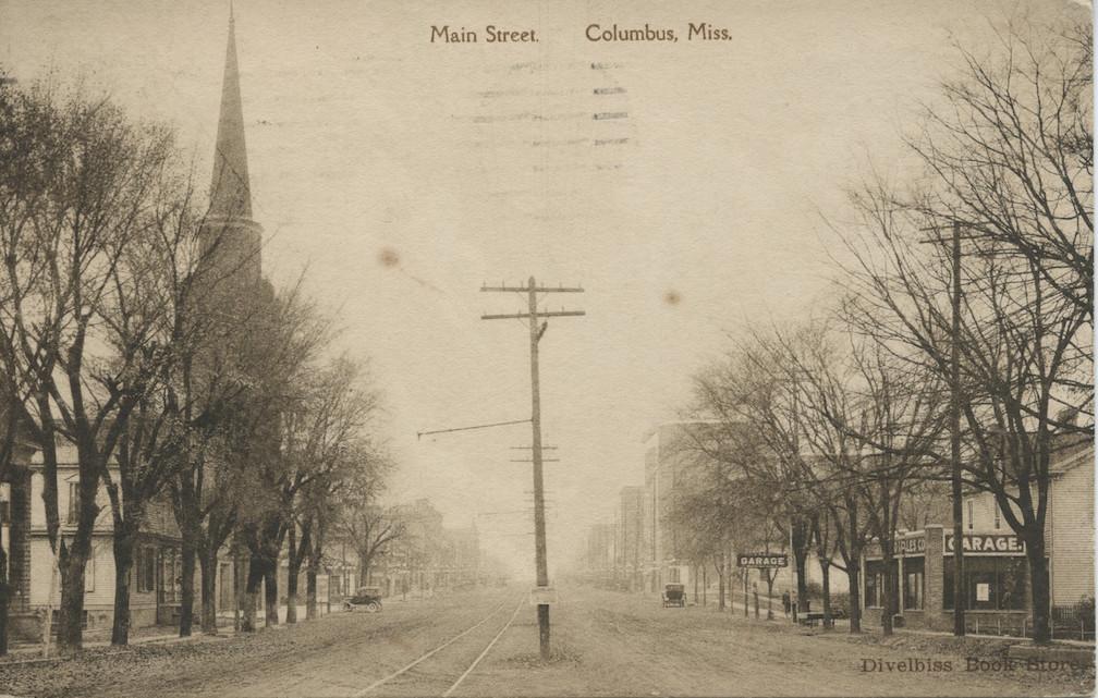 Lowndes County 03 Columbus, Main Street [rayburn_ann_23_129_001]